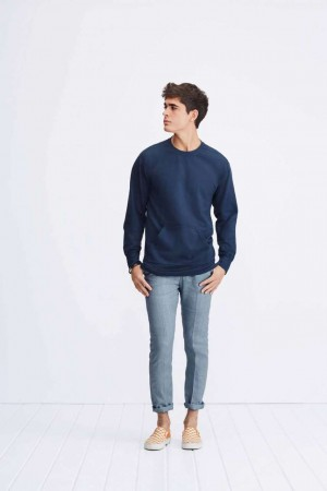 ADULT FRENCH TERRY CREWNECK