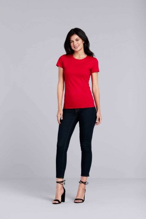 PREMIUM COTTON® LADIES' T-SHIRT