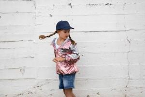 FIRST KIDS - KIDS' 5 PANEL CAP