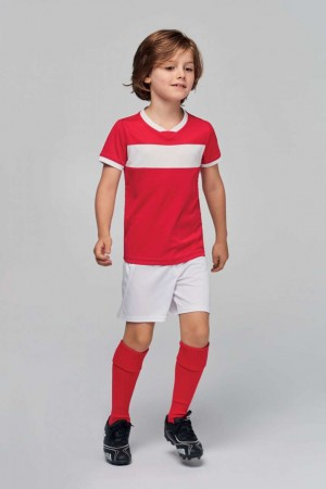 KIDS' SHORT SLEEVE JERSEY