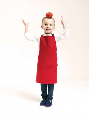 CHILDREN'S BIB APRON
