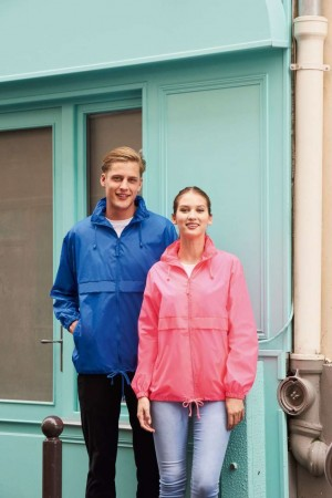 SURF - UNISEX WATER REPELLENT WINDBREAKER